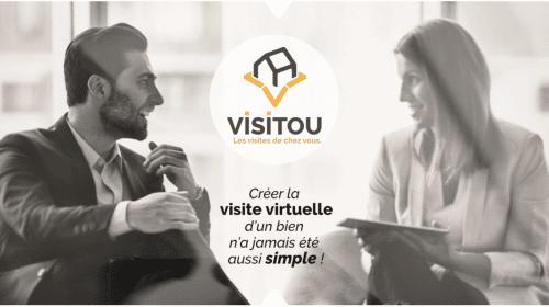 Visitou : visite virtuelle immobilier