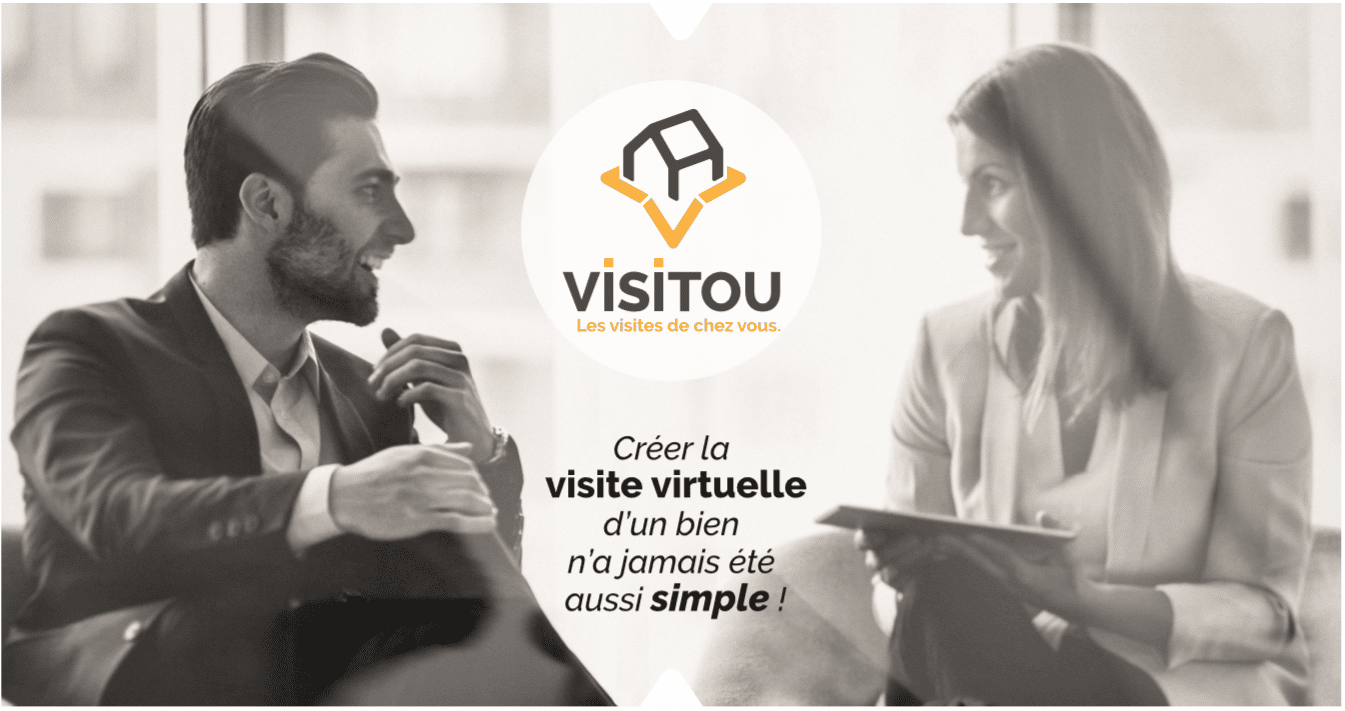 Visitou : visite virtuelle immobilier