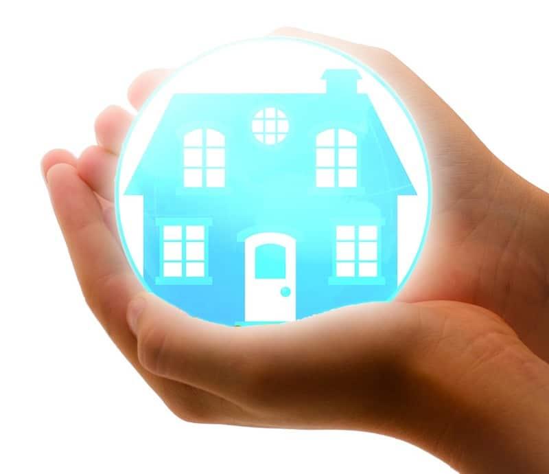 maison assurée