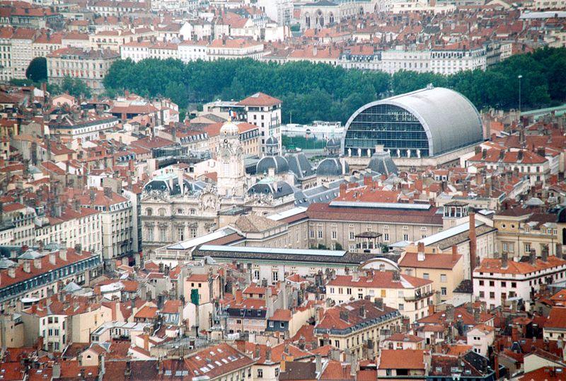 l'immobilier dans la ville de Lyon