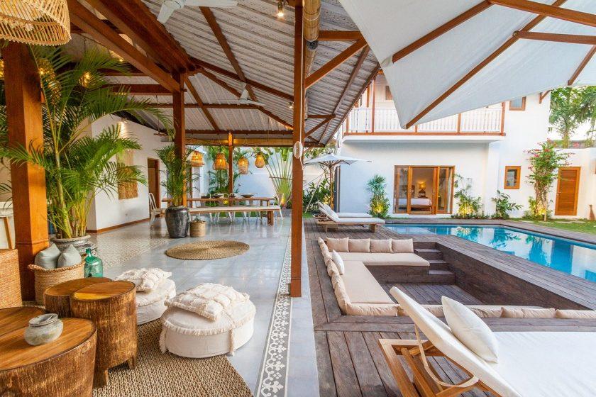 hausse des demandes de maisons avec jardin et piscine
