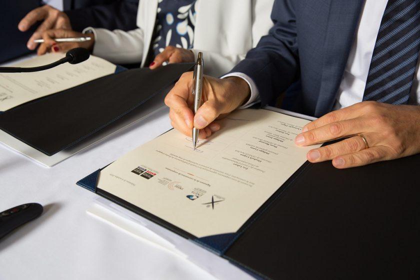 signature acte de vente immobilier