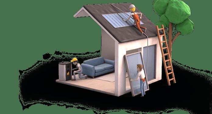 Prime travaux économies d'énergie avec Total