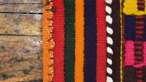 tapis ancien de très bonne qualité